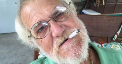 How did Angry Grandpa die cause of death age of death