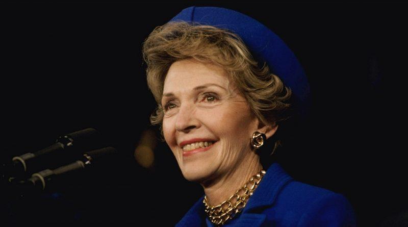 How did Nancy Reagan die cause of death age of death