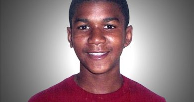 How did Trayvon Martin die cause of death age of death