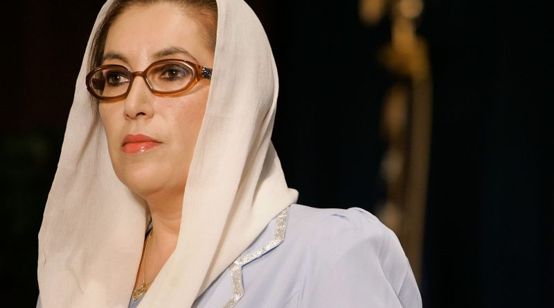How did Benazir Bhutto die cause of death age of death
