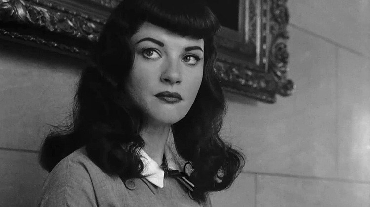 How did Bettie Page die cause of death age of death