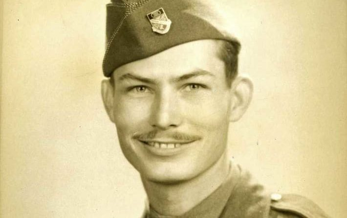How did Desmond Doss die cause of death age of death