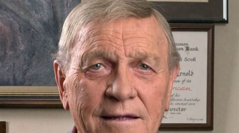 How did Eddy Arnold die cause of death age of death