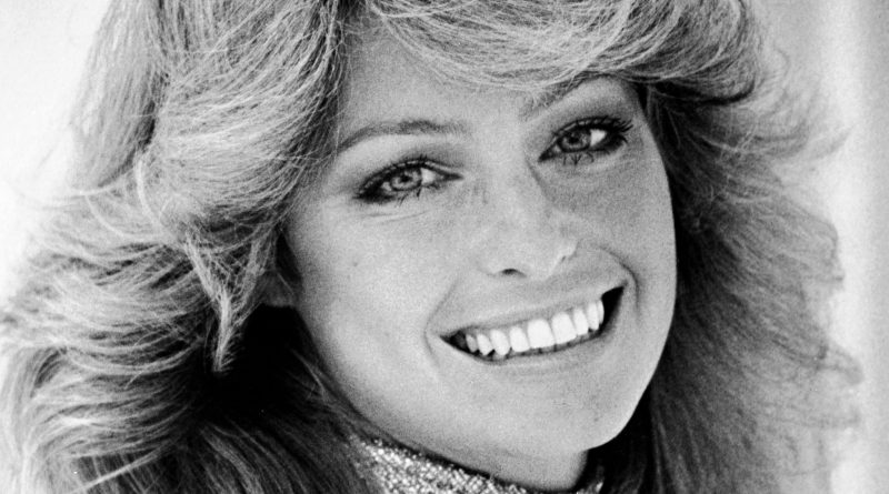 How did Farrah Fawcett die cause of death age of death