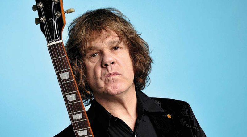 How did Gary Moore die cause of death age of death