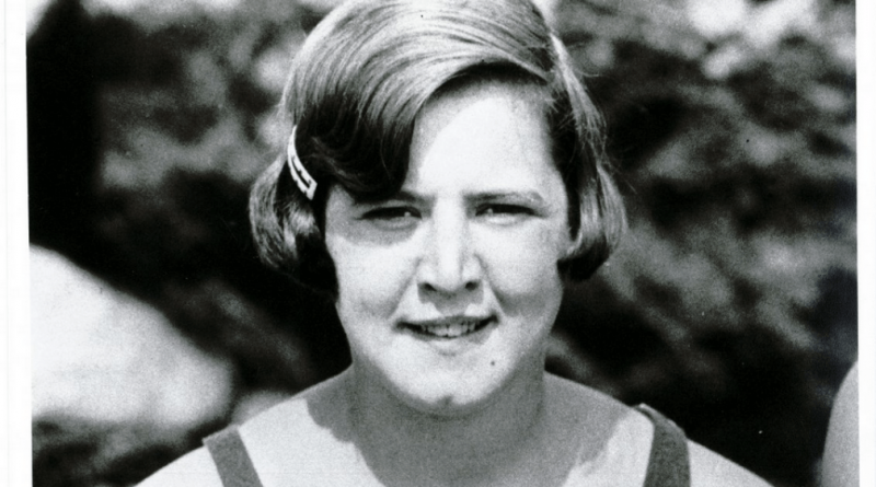 How did Gertrude Ederle die cause of death age of death