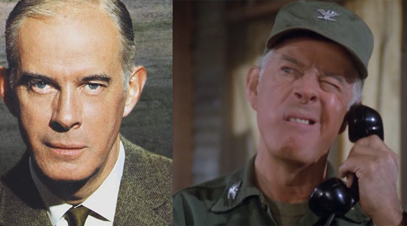 How did Harry Morgan die cause of death age of death