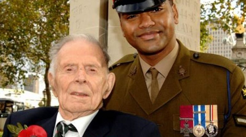 How did Harry Patch die cause of death age of death