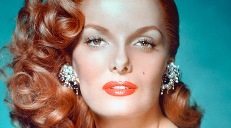 How did Jane Russell die cause of death age of death