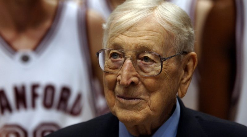 How did John Wooden die cause of death age of death