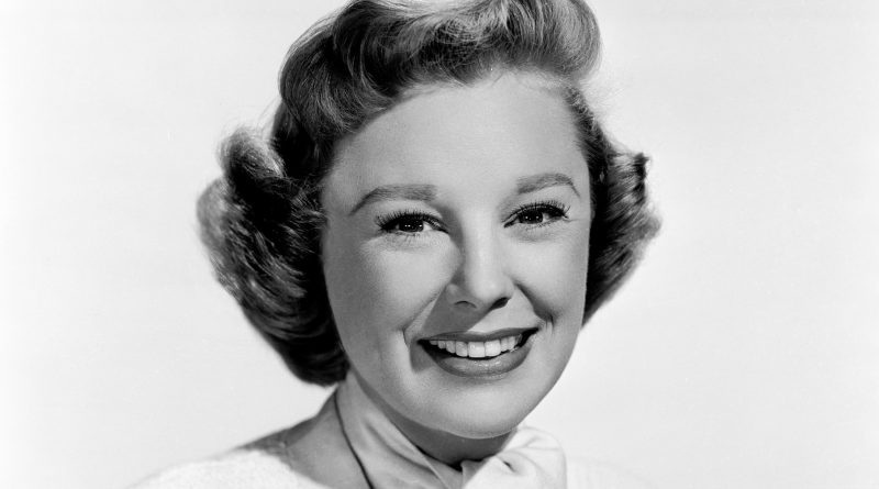 How did June Allyson die cause of death age of death