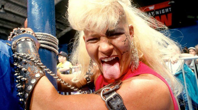 How did Luna Vachon die cause of death age of death