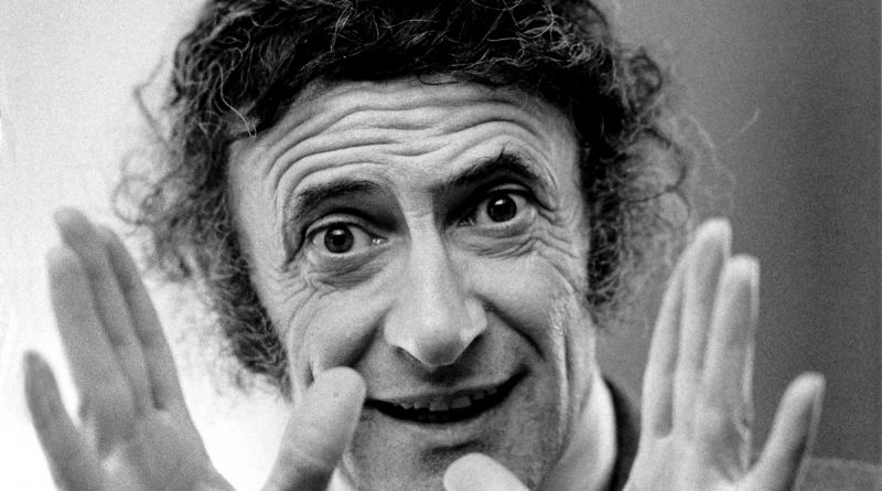 How did Marcel Marceau die cause of death age of death