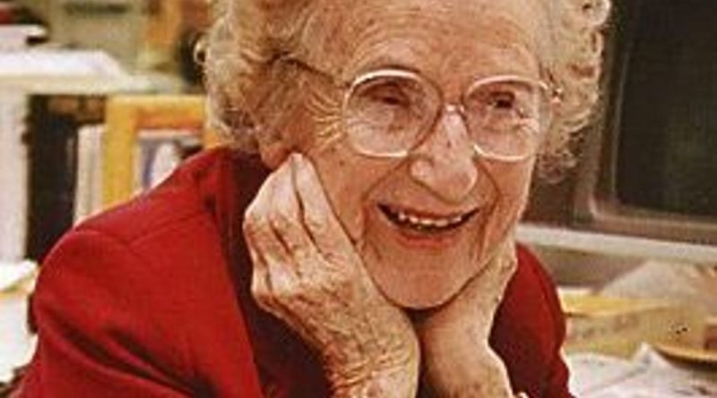 How did Mildred Wirt Benson die cause of death age of death