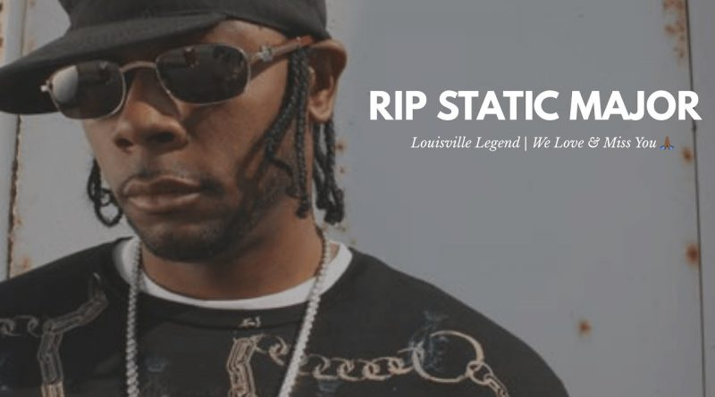 How did Static Major die cause of death age of death