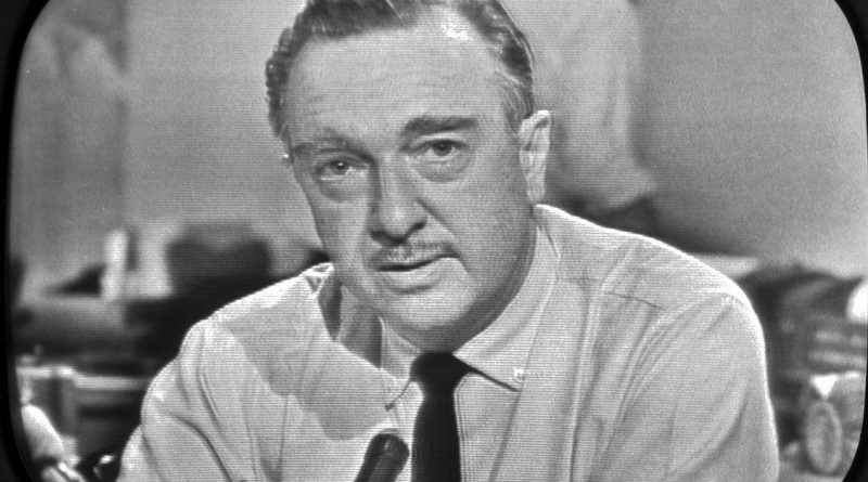 How did Walter Cronkite die cause of death age of death